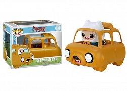 Adventure Time POP! Rides Vinyl Vehicle with Figure Jake Car & Finn 12 cm