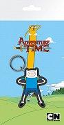Adventure Time Rubber Keychain Finn 7 cm