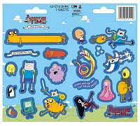 Adventure Time Vinyl Sticker Pack Characters (10)