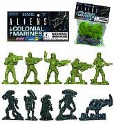 Aliens vs. Colonial Marines Plastový vojáčci - 35 kusů