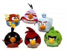 Angry Birds Plush Figures 20 cm Assortment (12)
