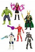 Avengers Age of Ultron Akční figurky 2015 Verze 2 - 8 kusů