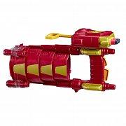 Captain America Civil War Iron Man Slide Blast Armour
