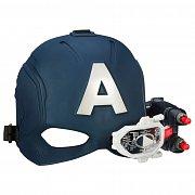 Captain American Civil War Scope Vision Helmet