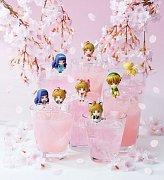 Cardcaptor Sakura Ochatomo Figurky na skleničky - 8 kusů