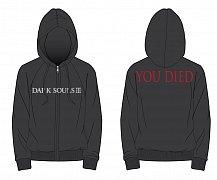 Dark Souls III Hooded Sweater You Died