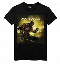 Dark Souls III T-Shirt Logo