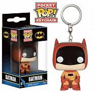 DC Comics Klíčenka POP! Batman (oranžová)