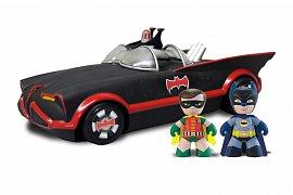 DC Universe Mez-Itz 1966 Batmobil s Batman a Robinem