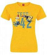 Despicable Me 2 Ladies T-Shirt Minion Test #42
