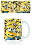 Despicable Me Mug Many Minions