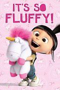 Despicable Me Poster Pack It's So Fluffy 61 x 91 cm (5)