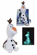 Frozen Plush Figure Olaf Glow In The Dark 25 cm