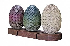 Game of Thrones Bookends Dragon Egg 18 cm