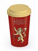 Hra o trůny Cestovní hrnek Lannister