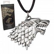Hra o trůny Přívěsek na krk Znak Starků
