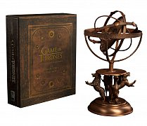 Hra o trůny Replika Astrolabe a 3D kniha