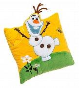 Ledové království (Frozen) Plyšový polštářek Olaf