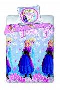 Ledové království (Frozen) Povlečení Anna & Elsa forever