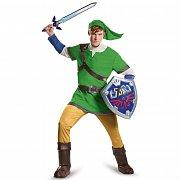 Legend of Zelda Adult Deluxe Costume Link