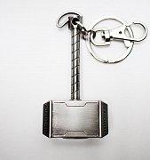 Marvel Comics Kovová klíčenka Thorovo kladivo (Thor Hammer)