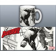 Marvel Comics Mug Daredevil Black & White