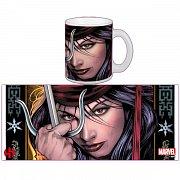 Marvel Comics Mug Women of Marvel Elektra