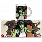 Marvel Comics Mug Women of Marvel She-Hulk