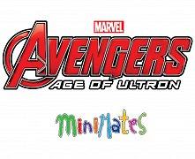 Marvel Minimates Akční figurky Avengers Age of Ultron (63) - 12 kusů