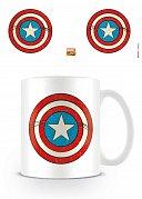 Marvel Retro Mug Captain America Sheild
