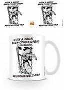 Marvel Retro Mug Great Responsibili-Tea