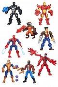 Marvel Super hrdinové Akční figurky 2015 Verze 3 (8 ks)