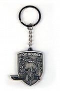 Metal Gear Rising Kovová klíčenka Fox Hound