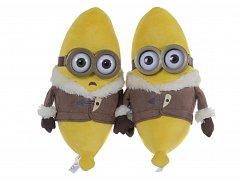 Mimoni Plyšáci Banáni - 6 kusů