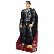 Muž z oceli Akční figurky Superman v černém 79 cm - 4 kusy
