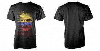 Narcos T-Shirt Flag Face