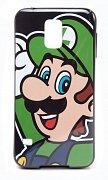 Nintendo Samsung S5 Case Luigi