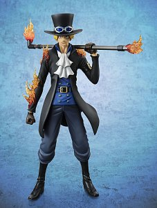 One Piece Excellent Model P.O.P Sailing Again Socha Sabo - 4