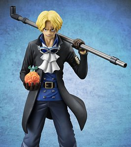 One Piece Excellent Model P.O.P Sailing Again Socha Sabo - 5
