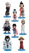One Piece WCF ChiBi Figurky Punk Hazard - 10 kusů