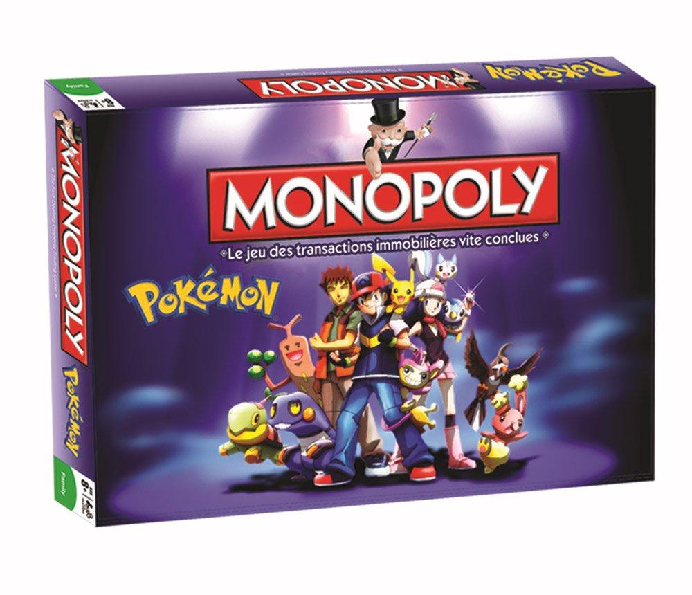 Monopoly Pokemon Deutsch