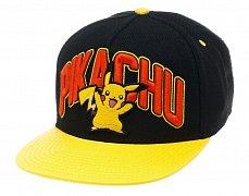 Pokemoni Kšiltovka Pikachu
