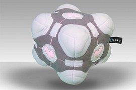 Portal 2 Plyšová hračka - Companion Cube