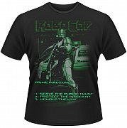Robocop T-Shirt Uphold The Law