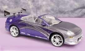 Rychle a zběsile 2 - odlitek modelu 2001 Mitsubishi Eclipse Spyder