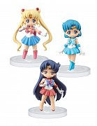 Sailor Moon Figurky ChiBi - 8 kusů