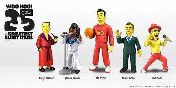 Simpsonovi Akční Figurky Série 1 - 20 kusů