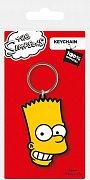Simpsonovi Gumová klíčenka Bart Simpson