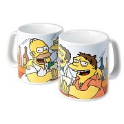 Simpsonovi Hrnek Best Friends