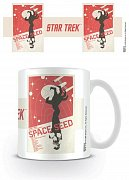 Star Trek hrnek Space Seed - Ortiz